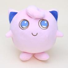 EMS 120 шт./лот 15 см карманная плюшевая кукла игрушки Jigglypuff Мягкая Плюшевая Кукла животного подарки для детей