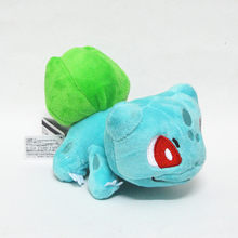 New Eevee Action Figure Bulbasaur 5 Inch Anime Animal Stuffed Plush Doll Toys(China)