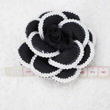 10pcs Artificial Camellia Flower Head DIY Hand Corsage Bag Hat Fashion Decoration Handmade Accessories