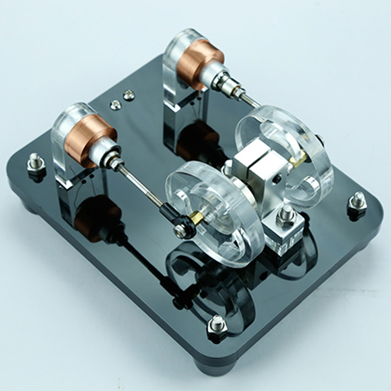 Brushless Hall Motor Reciprocating Men's Technology Gifts Creative Gifts Boys Manual DIY