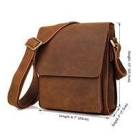 YUPINXUAN Top Luxury Cow Leather Vintage Shoulder Bags Russia Men Retro Cowhide Messenger Bag Mens Handmade