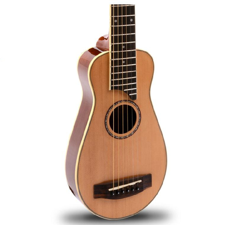 21-1 NEW guitars 21 inch high quality Acoustic Guitar Rosewood Fingerboard guitarra with guitar strings 21