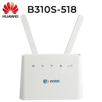 Original Unlock Huawei B310S-518 150Mbps 4G LTE Most Secure Wireless Router Support B1 B2 B4 B5 B7 B28