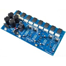2SC5200 2SA1943 400W + Pure Post-amp High Power Amplifier Board