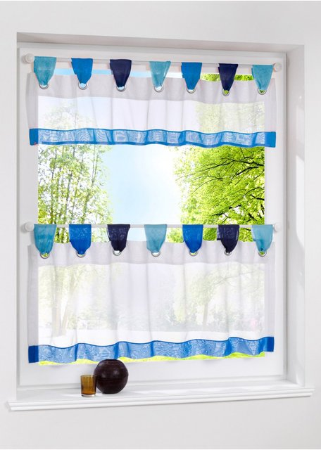 Vorhänge Kleine Fenster morden mehrfarben isolationsschlauchbügel kleine kaffee vorhang