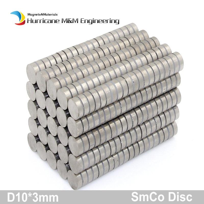 1 блок smco Магнит диск диам. 10х3 цилиндра YXG24H класс мм 350 градусов C Рабочая темп. Постоянные Магниты, Магниты Редкой Земли