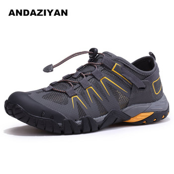 Mesh mesh breathable shoes male wild stream summer casual mesh shoes