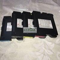 GC31K  GC31C  GC31M  GC31Y compatible geljet cartucho de tinta [Tinta del pigmento] para e3300 e3300N e3350N e5050N E5500 e5550N e7700