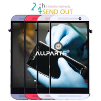 Tested 5 Lcd For HTC ONE M8 Display Touch Screen For HTC ONE M8 Display Digitizer