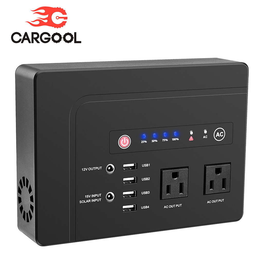CARGOOL Car Jump Starter Power Bank Power Supply Rechargeable font b Battery b font Pack 2
