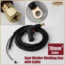 Stud Welder Spotter Accessory Welding Gun Electric Cable Car spot welding tools Spot-welding accessories parts metal sheet weld