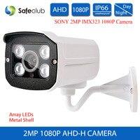 AHD High Definition Analog Security Camera 2MP Full 1080P AHD H CCTV Camera Security Outdoor IR