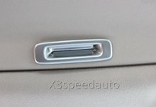 For Honda City 2014-16 Interior Car Sunroof Handle Cover Decor 1pcs Matt Car-styling