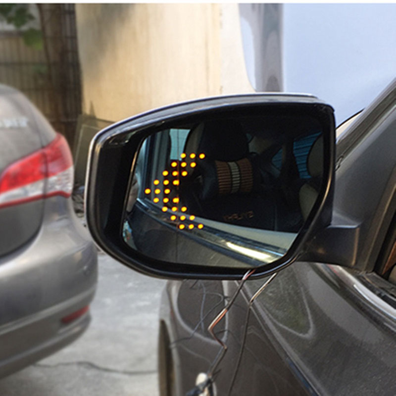 Brand New Power Heated Blue Wide Angle Sight Side Rear View Mirror Glasses For Nissan Sylphy
