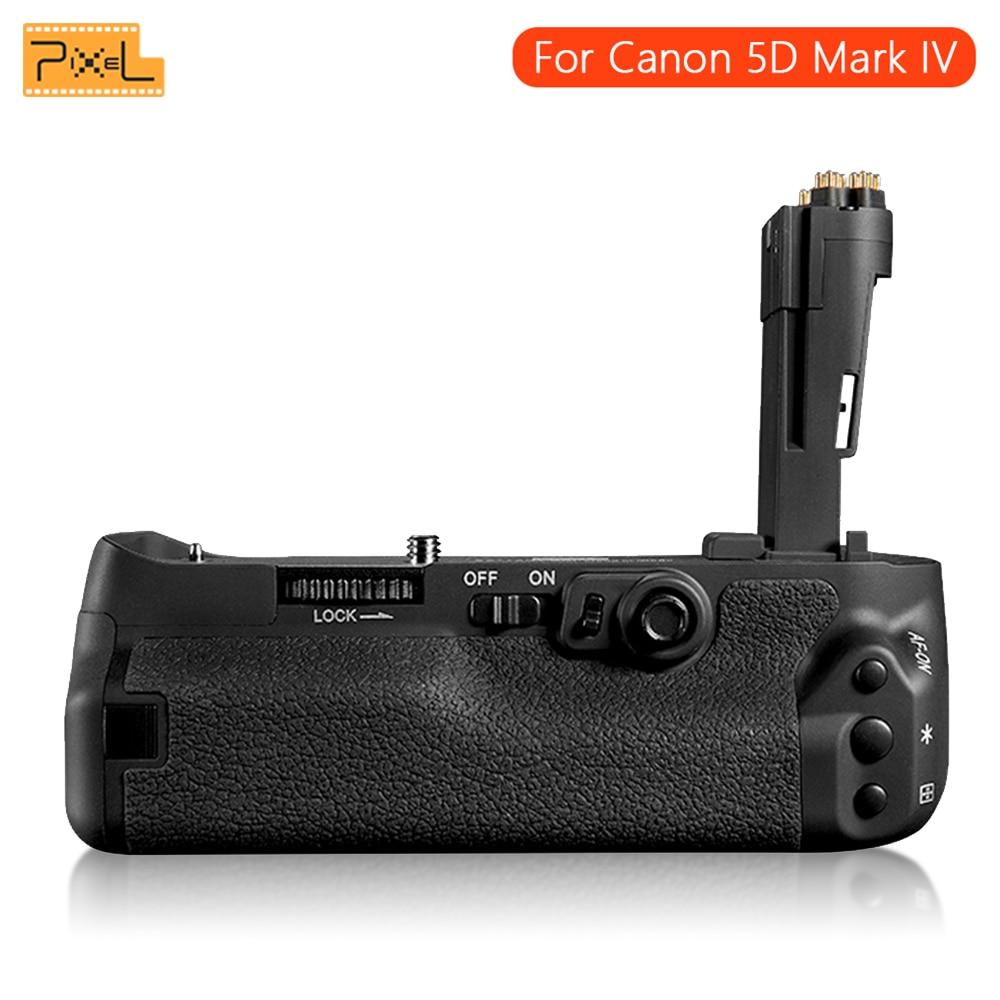 For Canon 5D Mark IV 5D4 5D MarkIV DSLR Cameras PIXEL E20 Professinal Battery Grip BG