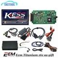 DHL LIVRE Mais Novo V2.30 Mestre KESS V2 OBD2 Gerente Sintonia Kits HW V4.036 Sem Tokens Limitada de Multi-Função Para Multi-Carro KESS ferramenta