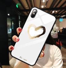 XSB41-New xs чехол для телефона xs max heart shape X/XR чехол для телефона