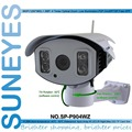 SunEyes SP-P904WZ 960P PTZ Wireless Wifi IP Camera outdoor  1.3MP HD with TF/Micro SD Slot Pan Tilt Rotation Array IR