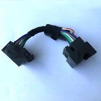 RCD330 MIB RCD510 Multifunction Steering Wheel Button Control Simulator Adapter For Golf 5 6 Jetta MK5