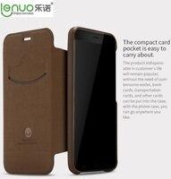 Lenuo Brand Dream Series Gentle Slim PU Leather Case For Xiaomi Redmi 4X Slip Cover With