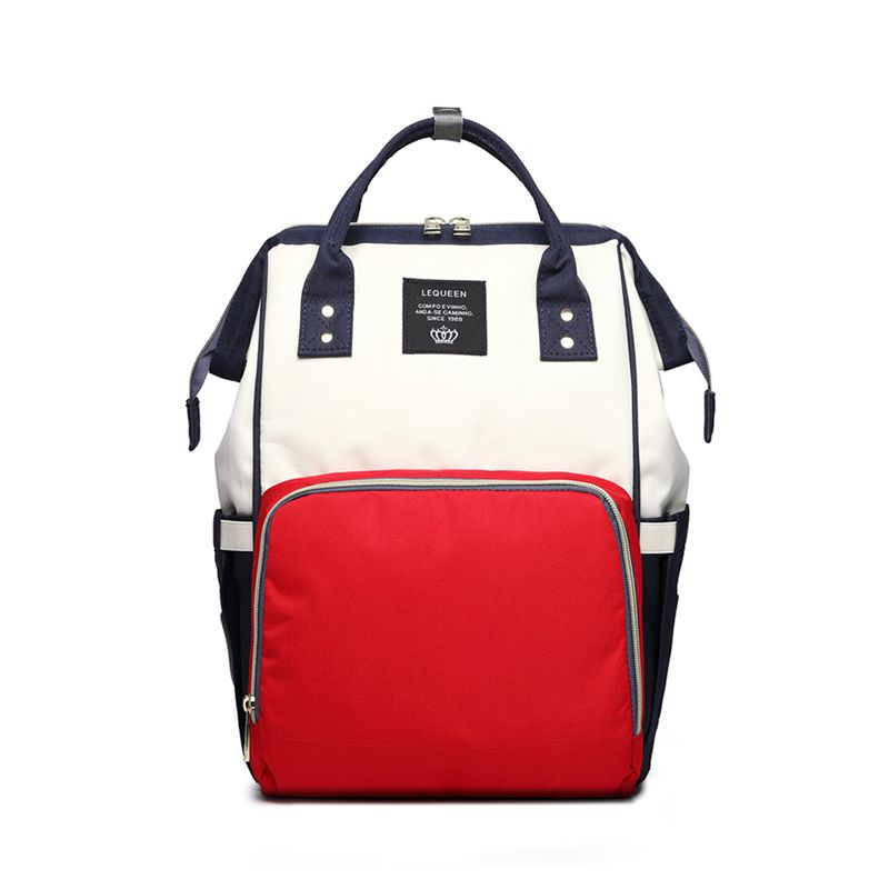 Upgrade Diaper Bag Mummy Maternity Diaper Bag Mother Bag Multifunctional Backpack Large Traveling Capacity
