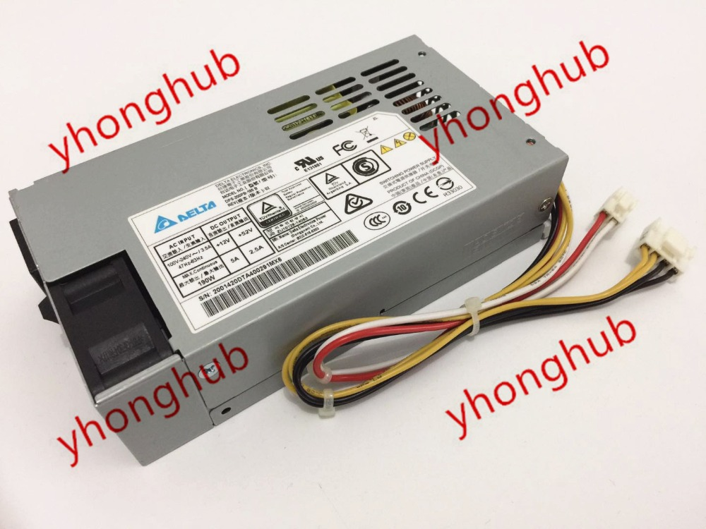 Emacro Pour Delta Electronics DPS-200PB-185 B Serveur Alimentation 190 w PSU Hikvision vidéo enregistreur