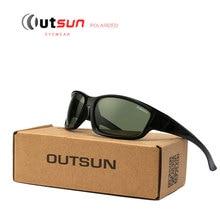 OUTSUN 2017 Summer Polarized Sunglasses Men/Women Brand Designer Sun Glasses Camouflage case