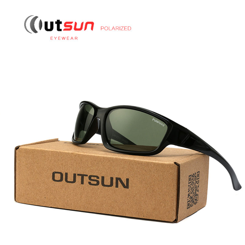 OUTSUN 2017 Summer Polarized Sunglasses s