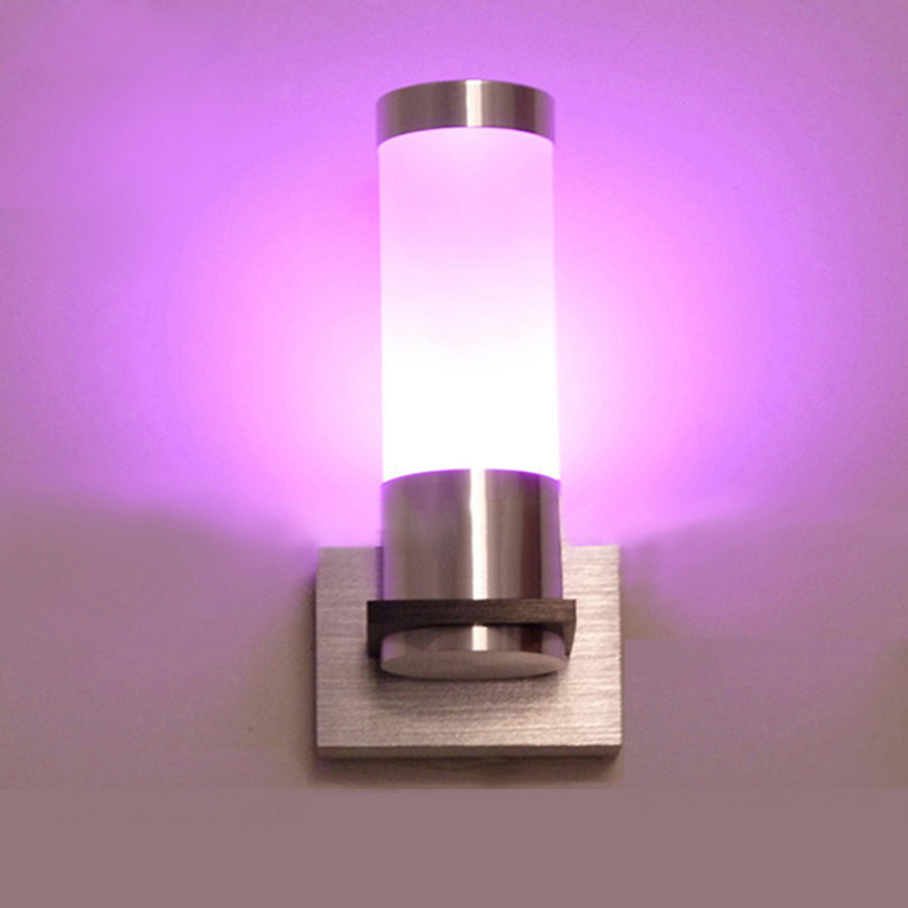Tanbaby 3W Wall Mounted Modern Wall Sconce Acylic LED Wall ... on Modern Wall Sconces id=25662