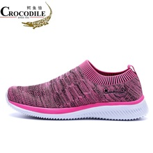 Crocodile Original Women Sneaker Femme Summer Lofters Athletic Sport Shoes for Women's Light Fabric Flat Jogging Running Shoes