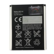 Original High Capacity Phone Battery For Sony Ericsson WT13I U100 U100i J10 J20 J108 J108i S001 CK13I T715 X2a 1000mAh BST-43