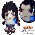 "Felpa Anime Naruto Uchiha Sasuke Envío Libre de dibujos animados de Juguete de Felpa Cosplay Suave Muñeca de Peluche 12"""