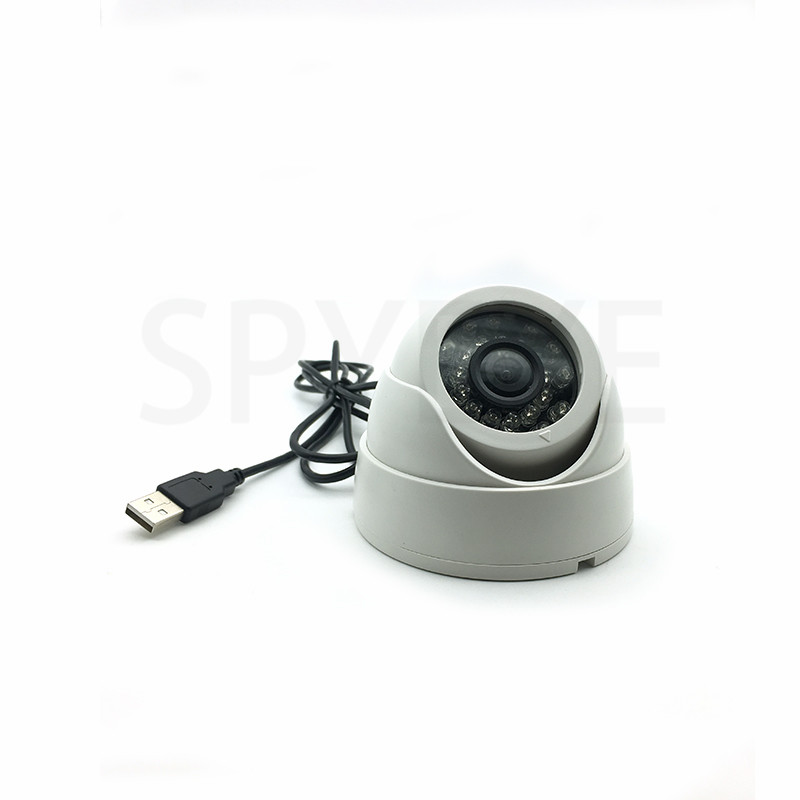 1080P 30fps CMOS OV2710 Free Driver Night Vision Infrared Dome Webcam USB Web Camera Security Infrared Cctv Dome Usb Camera 1080p ov2710 web cam hd cctv surveillance camera mini infrared night vision usb webcam hd 1080p with ir cut and 10pcs led board