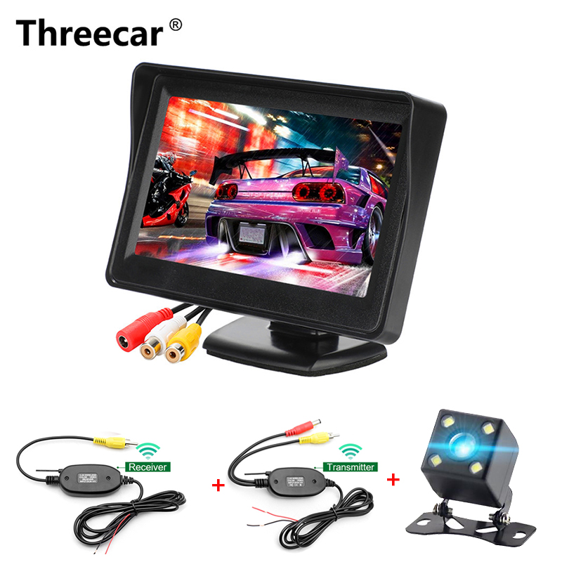 все цены на 800*480 HD Car Monitor 4.3