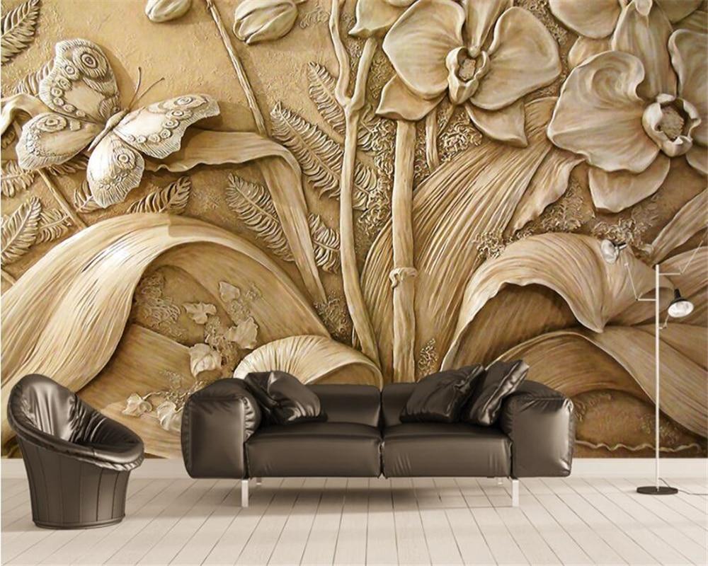 Aliexpress.com : Buy Beibehang Custom wallpaper murals 3d ...
