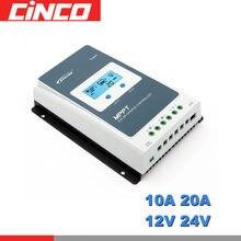 Traceur MPPT pour panneaux solaires, 10/20a, 1206AN, 1210AN, 2206AN, 2210AN, application pour téléphone portable, 1210A, 2210A