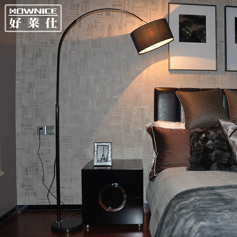 Floor Lamp Living Room Learning Mahjong Lamp Bedroom