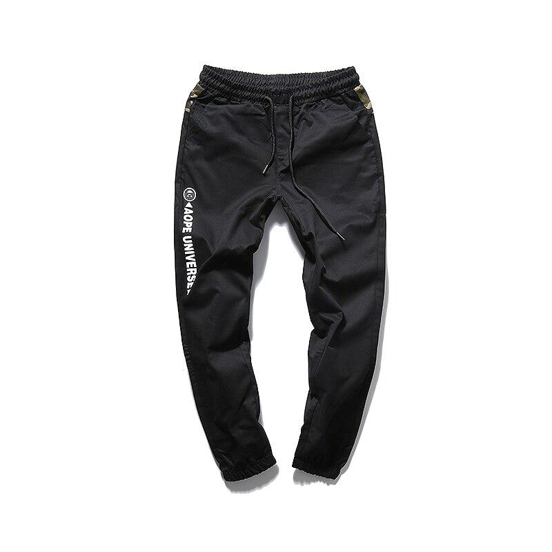 Joggers Pantalon Cheville Printemps Green Slim Japon Pantalones Style Fit Mode Noir Impression De Belle army Mens Hommes Longueur Joggeurs D'été Hombre Casual n0YB0q