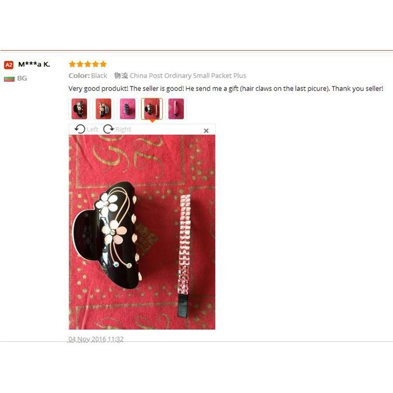 Әйелдерге арналған корей кристалды - Киімге арналған аксессуарлар - фото 5