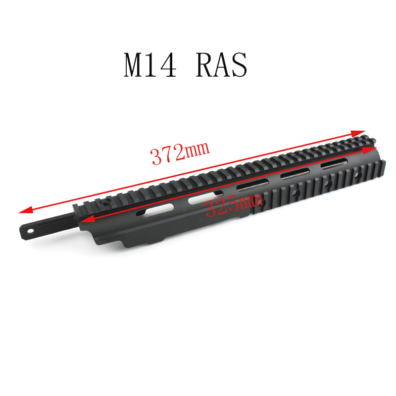 Tactical M14 Handguard rail system for M14 Airsoft AEG Free shipping tactical m14 handguard rail system for m14 airsoft aeg free shipping