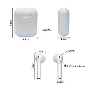 Image 3 - Écouteurs sans fil originaux de jumeaux de i11 tws Mini écouteur stéréo de casque de Bluetooth V5.0 pour toutes sortes de téléphone intelligent