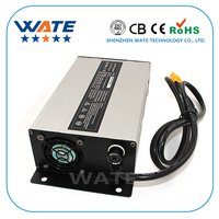 48 V 11A Charger 48 V Loodaccu Smart Charger 58.8 V 11A Charger Met Fan Aluminium Shell Smart Charger