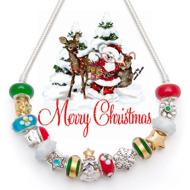 рождественский подарок подарок винтаж ожерелья европейский шарм бусы подходит индивидуальностью