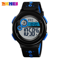 SKMEI Sport Watch Hot Brand Fashion Outdoor LED Digital Army fitness watch Male Clock Waterproof Men Wrist watch reloj deportivo