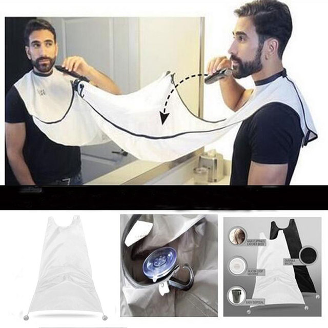 Latest design 3 d high quality nylon shaving wai cloth dye release scarf shaving barbers scarves SIZE 125cm*85cm