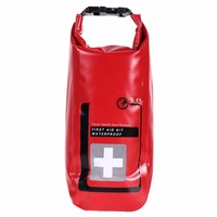 Durable 2L Waterproof Emergency Bag Medical First Aid Kit Travel Dry Bag Rafting Camping Kayaking Free
