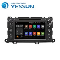 For Toyota Sienna XL30 2011~2016 Car Android Media Player System Car Radio Stereo GPS Navigation Multimedia Audio Video