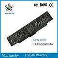 11.1 v 5200 mah nova qualidade da bateria do portátil para sony vgp-bps9/s/b bps9 bps10 cr33cr31 cr23