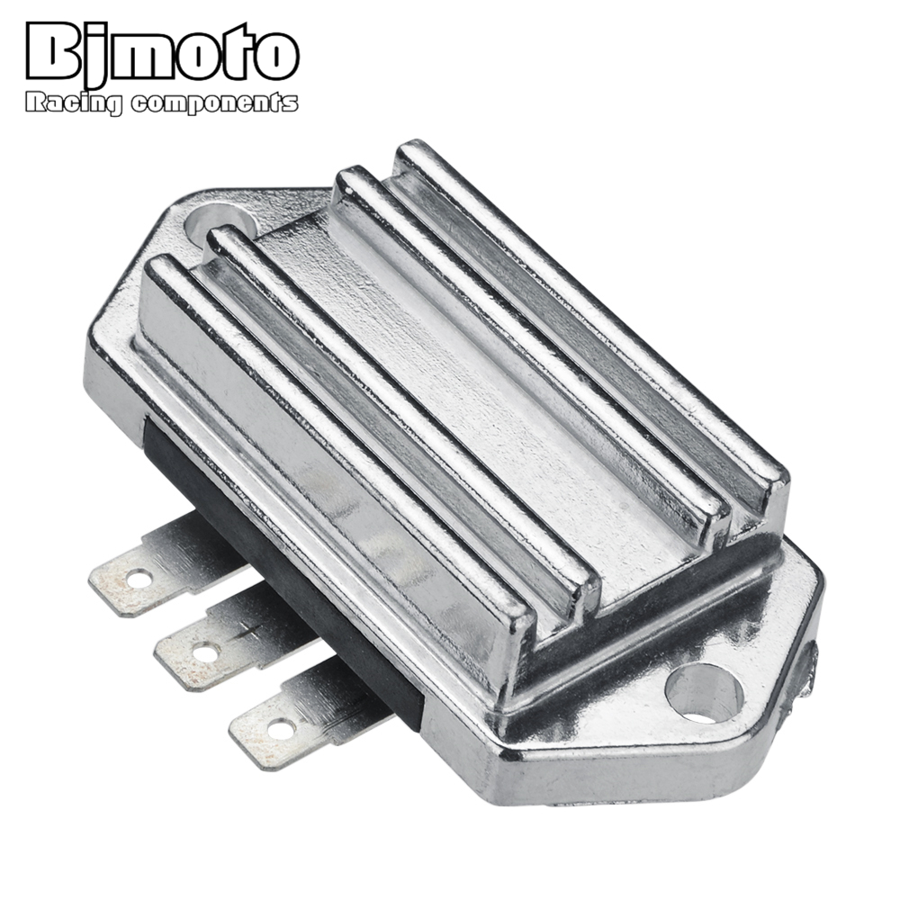 BJMOTO Motorcycle Voltage Regulator Rectifier For Kohler CH SV MV ZT KT CH 20 22 23 <font><b>25</b></font> M 8 <font><b>10</b></font> 12 14 16 18 20 CV 20 22 John Deere image