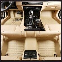 Neue Auto Fußmatten Covers kostenloser versand 5D EVA für BMW 1 3 5 Serie X1 X3 X4 X5 X6 Suv Auto Styling